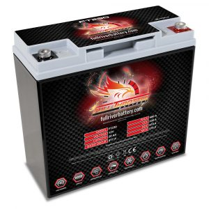 Full Throttle Series AGM Battery - FT230