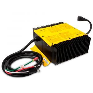 Delta-Q Industrial Battery Charger - 912-7200-M1