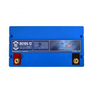Fullriver DC Series Deep Cycle AGM Battery - DC105-12