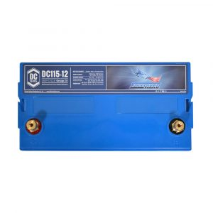 Fullriver DC Series Deep Cycle AGM Battery - DC115-12