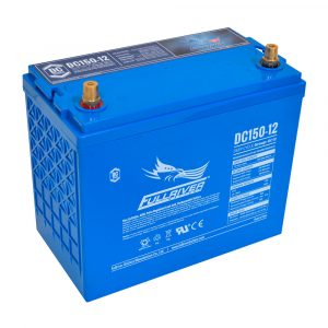 Fullriver DC Series Deep Cycle AGM Battery - DC150-12