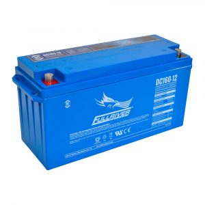 Fullriver DC Series Deep Cycle AGM Battery - DC160-12