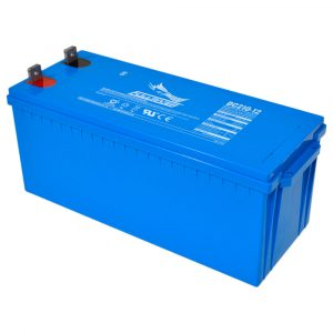 Fullriver DC Series Deep Cycle AGM Battery - DC210-12