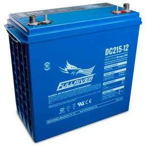 Fullriver DC Series Deep Cycle AGM Battery - DC215-12