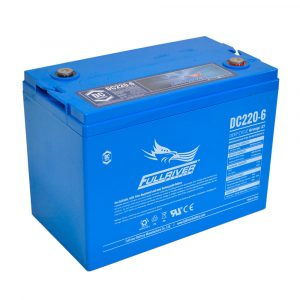 Fullriver DC Series Deep Cycle AGM Battery - DC220-6