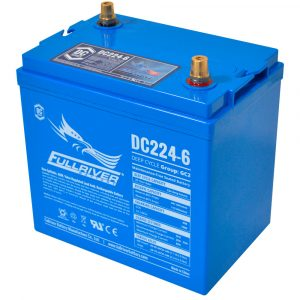 Fullriver DC Series Deep Cycle AGM Battery - DC224-6