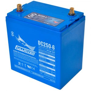 Fullriver DC Series Deep Cycle AGM Battery - DC250-6