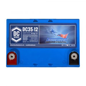 Fullriver DC Series Deep Cycle AGM Battery - DC35-12