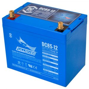 Fullriver DC Series Deep Cycle AGM Battery - DC85-12