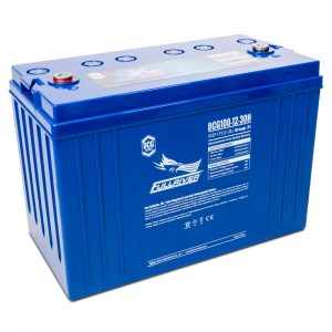 Fullriver DCG Series GEL Battery - DCG100-12-30H