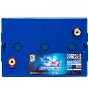 Fullriver DCG Series GEL Battery - DCG190-6