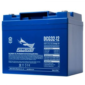 Fullriver DCG Series GEL Battery - DCG32-12
