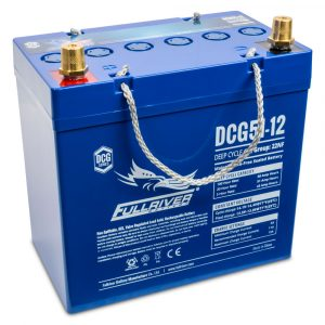 Fullriver DCG Series GEL Battery - DCG51-12