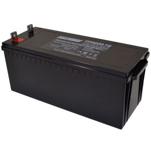 Full Force Series AGM Battery - FFD200-12