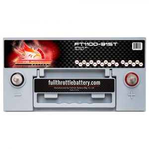 Full Throttle Series AGM Battery - FT1100-31ST