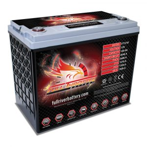 Full Throttle Series AGM Battery - FT750-25