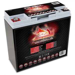 Full Throttle Series AGM Battery - FT230L