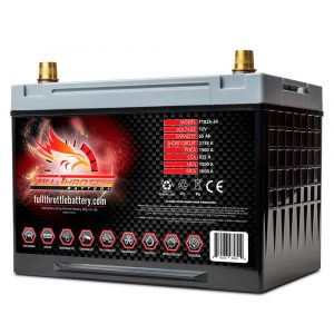 Full Throttle Series AGM Battery - FT825-34