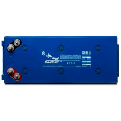 Fullriver DCG Series GEL Battery - DCG180-12