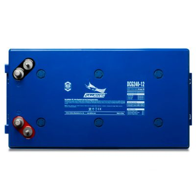 Fullriver DCG Series GEL Battery - DCG240-12
