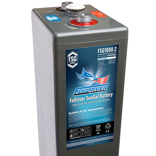 Fullriver SunGel Series Battery - FSG1000-2