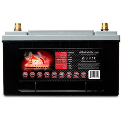 Full Throttle Series AGM Battery - FT930-65