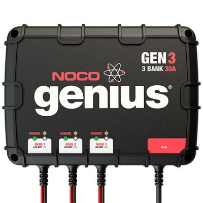 NOCO GEN3 Battery Charger
