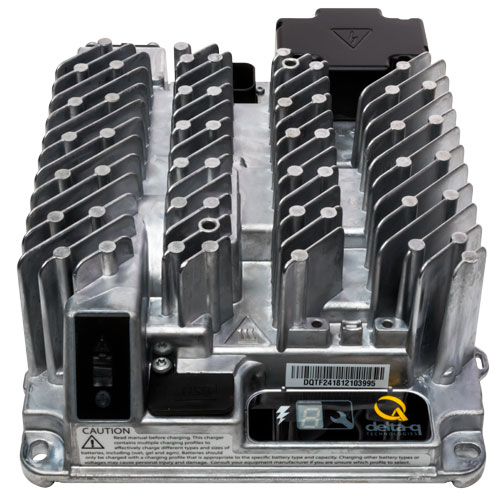 Delta-Q Industrial Battery Charger - 940-0004