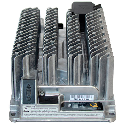 Delta-Q Industrial Battery Charger - 942-0008