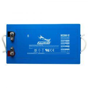 Fullriver DC Series Deep Cycle AGM Battery - DC260-12-APW