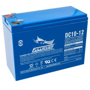 Fullriver DC Series AGM Battery - DC10-12
