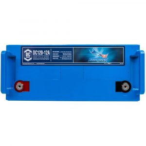 Fullriver DC Series AGM Battery - DC120-12A