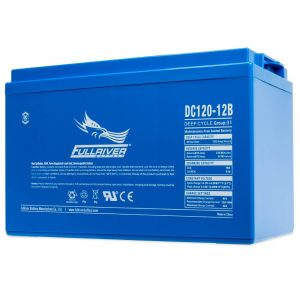 Fullriver DC Series AGM Battery - DC120-12B