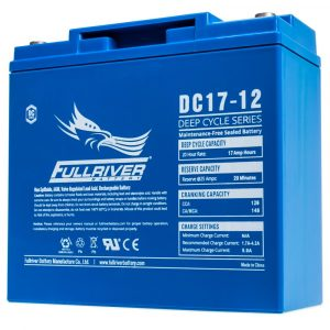 Fullriver DC Series AGM Battery - DC17-12