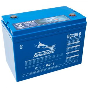 Fullriver DC Series AGM Battery - DC200-6A