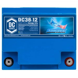 Fullriver DC Series AGM Battery - DC38-12
