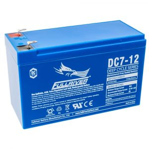 Fullriver DC Series AGM Battery - DC7-12