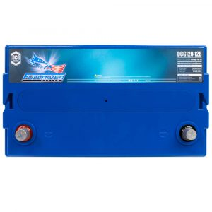 Fullriver DCG Series GEL Battery - DCG120-12B