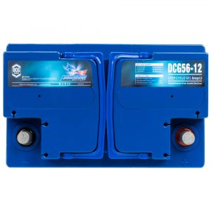 Fullriver DCG Series GEL Battery - DCG56-12