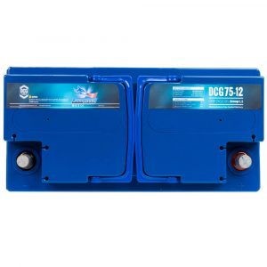 Fullriver DCG Series GEL Battery - DCG75-12
