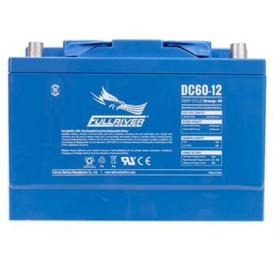 Fullriver DC Series AGM Battery - DC60-12A