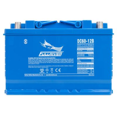 Fullriver DC Series AGM Battery - DC60-12B