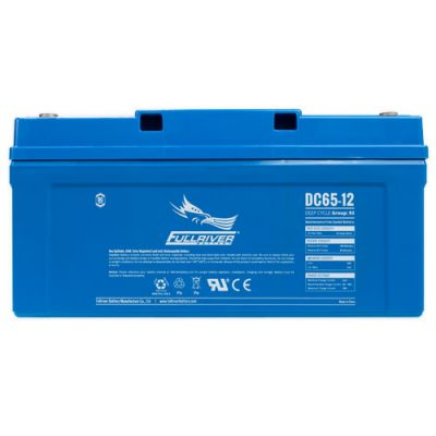 Fullriver DC Series AGM Battery - DC65-12A