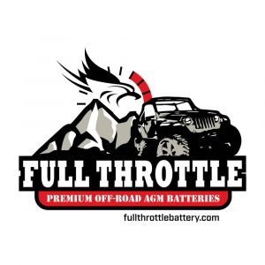 Jeep Sunset Adventure Shirt by Full Throttle Battery