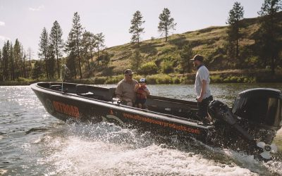 Explore the Boundless Waters with Fullriver AGM Batteries